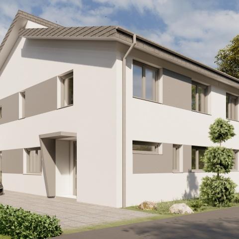 Neubau Doppelhaus in beliebter Wohnlage!