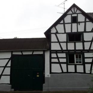 Denkmalgeschütztes Haus in Mechernich
