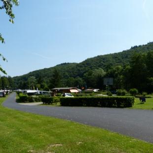 Campinganlage in Ahr
